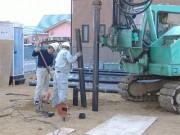 2005年11月30日 鋼管杭