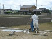 2010年5月25日 地盤調査
